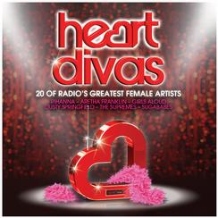 Heart FM CD - Heart Divas