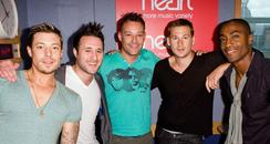 Blue with Toby Anstis
