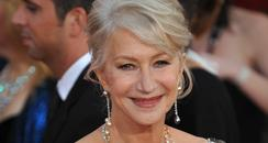 Dame Helen Mirren at SAG Awards 2010