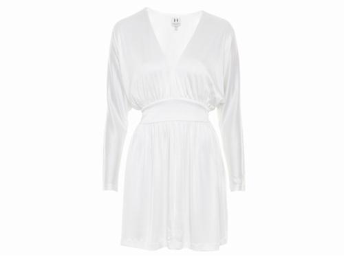 Halston Heritage White Dress. Halston Heritage White Dress