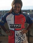 TreyC Cohen and Harlequins Shirt