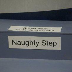 Naughty Step 13/1/2010