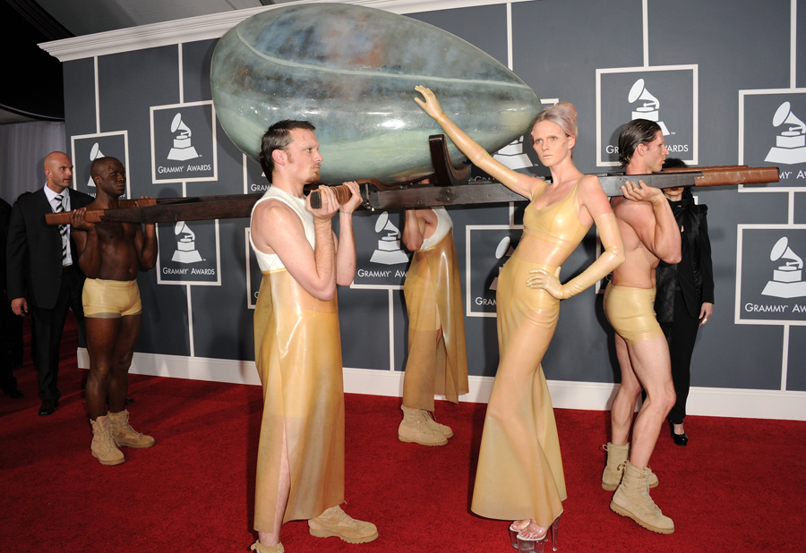 lady gaga at the Grammy Awards