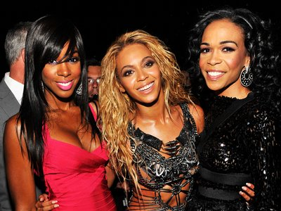 kelly rowland 2011 billboard. Kelly Rowland, Beyonce and