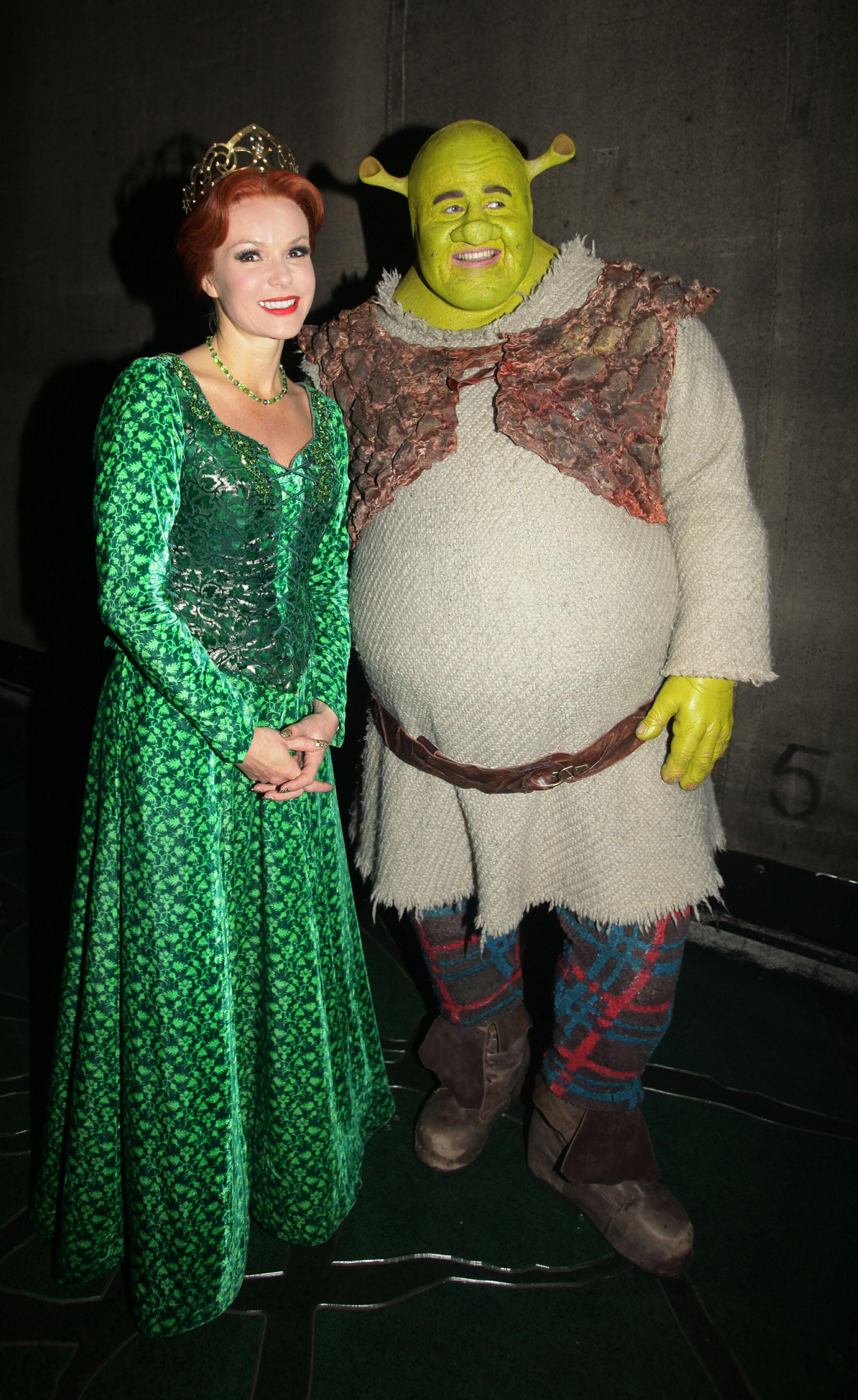 Shrek y fiona fiona desnuda sex clip