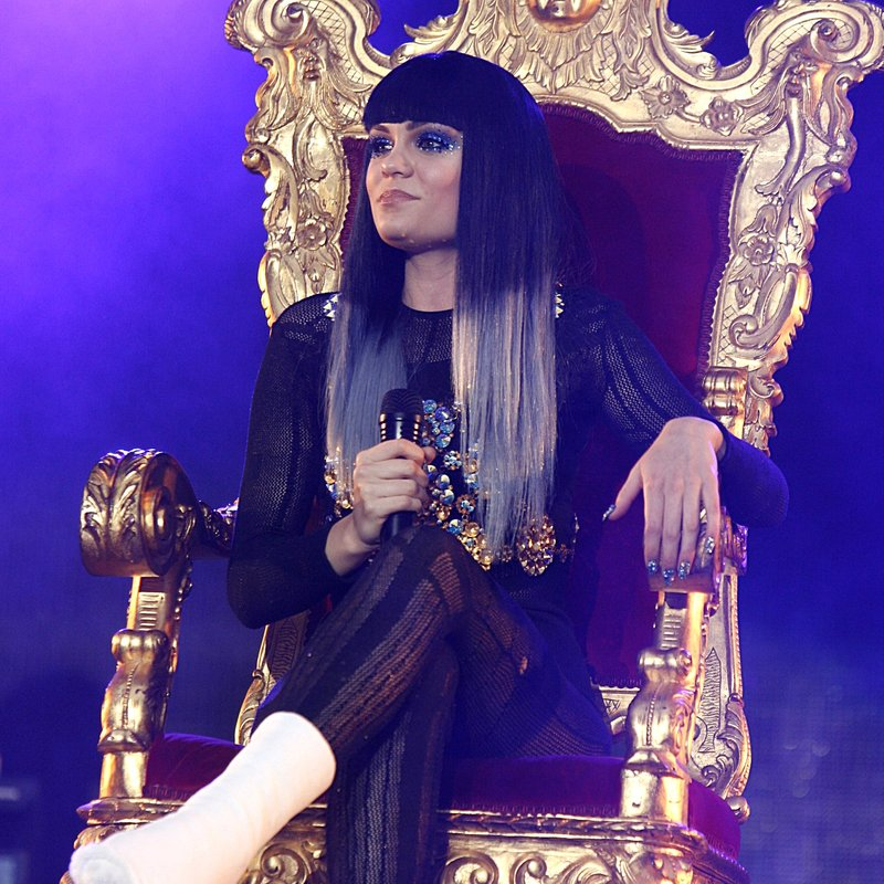 Jessie J Summertime Ball 2011
