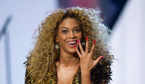 Beyonce at Glastonbury