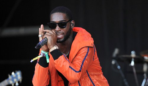 Glastonbury 2011 tinie tempah