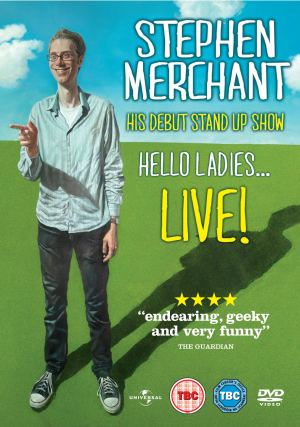 Stephen Merchant Hello Ladies Cover