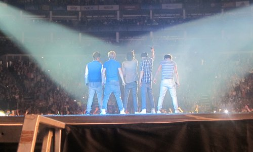 One Direction's Photo Diary at the 2011 Jingle Bel