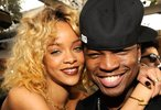 Rihanna and Ne-Yo Pre Grammy Awards 2012