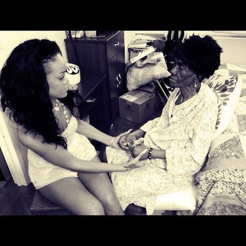 Rihannas Grandmothers Clara Braithwaite Funeral May Cost a Hefty Lawsuit