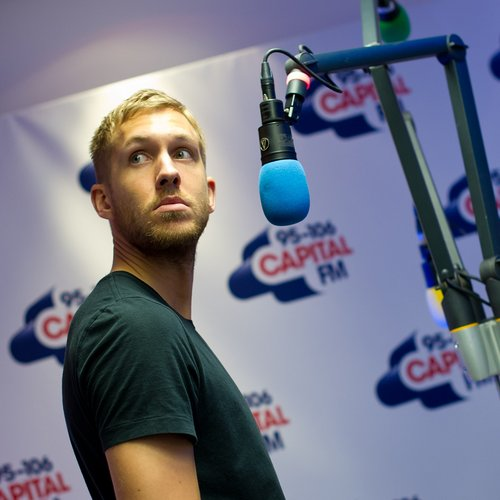 Calvin Harris On Capital FM