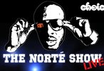 Logo for The Norte Show Live
