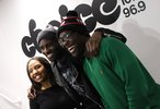Wretch 32 with Kojo and Jade on Choice Breakfast