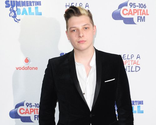 John Newman Summertime Ball 2013