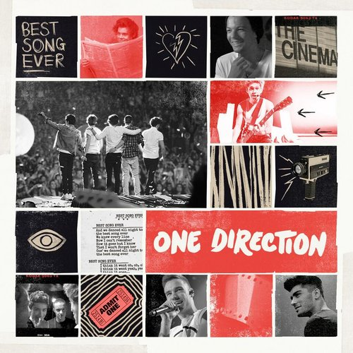 One direction debut 39 best song ever 39 artwork capital for The best house music ever