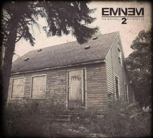 Eminem New Album 2013