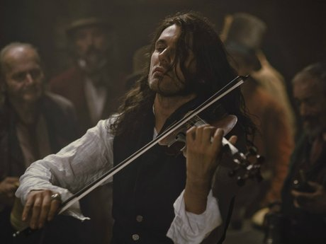 David Garrett Paganini film