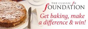 Classic FM Foundation Take the Cake