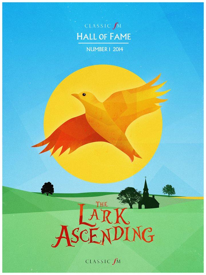 A lark ascending – Witnesses to Hope