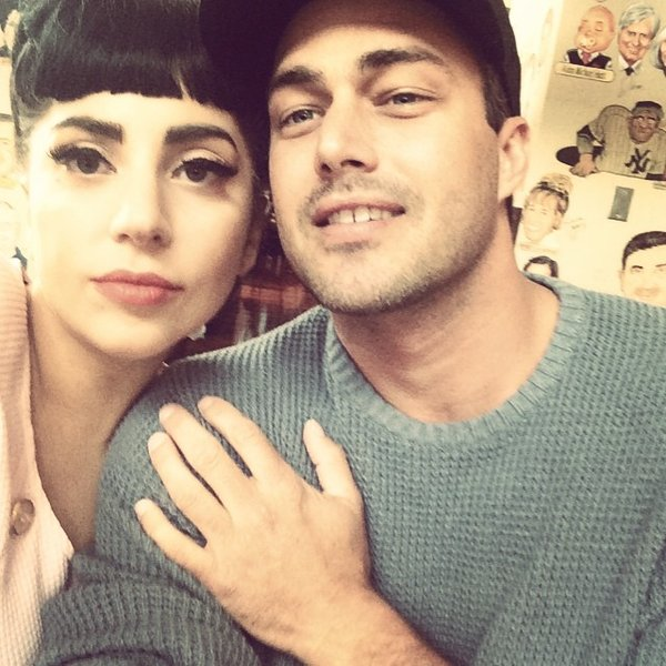 Lady Gaga Taylor Kinney Want To Have Their Wedding In Italy But