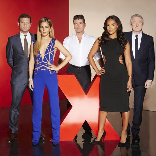 Cheryl returns to X Factor 2014