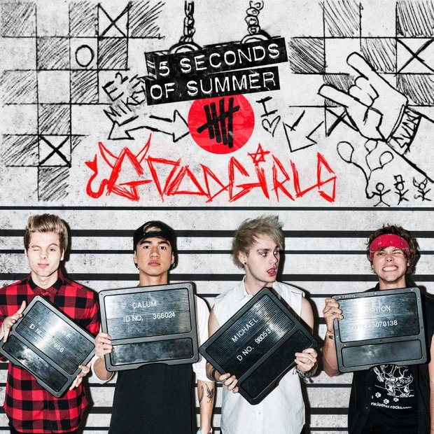 5 Seconds Of Summer Good Girls Bigtop40