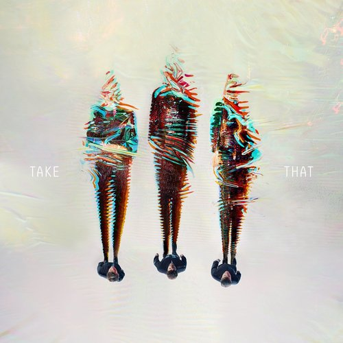 Take That III album cover 2014