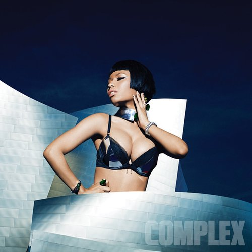 Nicki Minaj on Complex Magazine