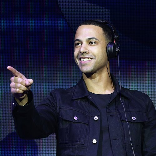 Marvin Humes Jingle Bell Ball 2014