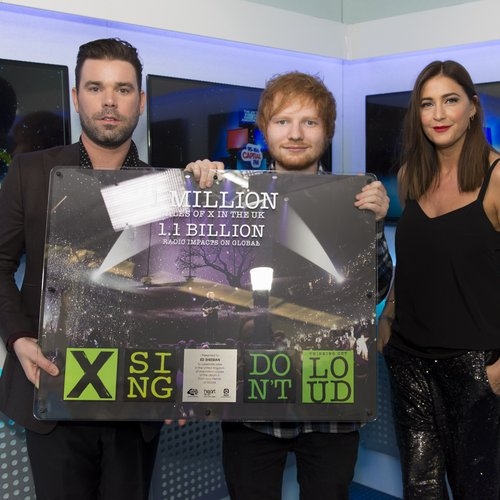 Ed Sheeran Best Album 2014 Capital