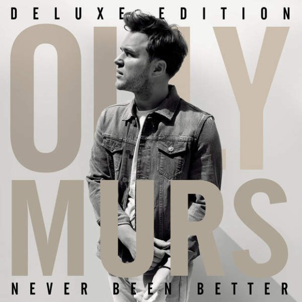 Olly Murs Album Cover Custom Demi Lovato Songs
