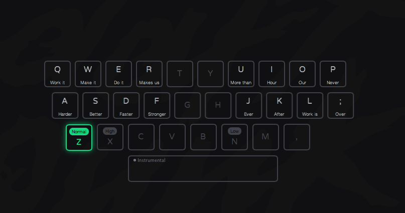 This Game Lets You Recreate Daft Punk Songs On Your Keyboard