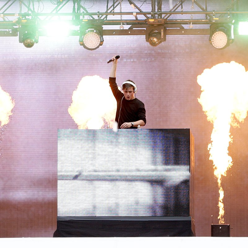 Martin Garrix Live at the Summertime Ball 2015