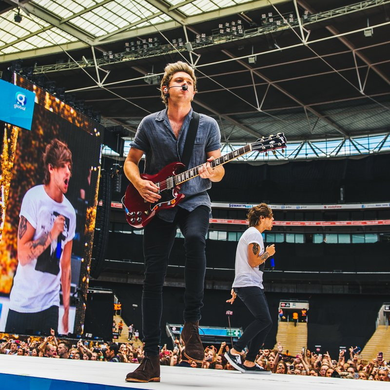 One Direction Summertime Ball Live 2015