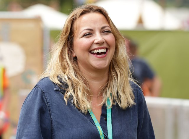 Charlotte Church shares first snap of secret wedding