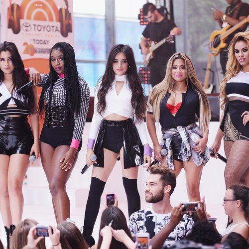 Fifth Harmony Live In New York