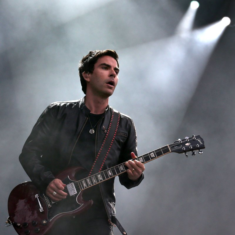 T In The Park 2015 - Stereophonics