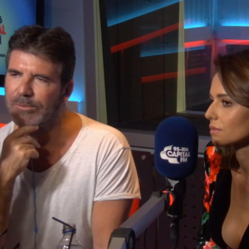 Simon Cowell Cheryl x factor one direction