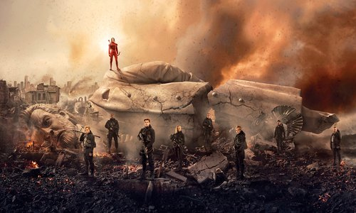 The Hunger Games: Mockingjay – Part 2 poster