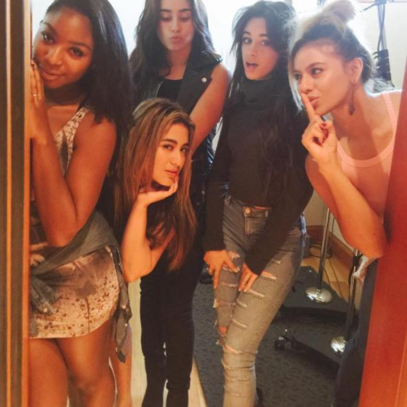 Fifth Harmony Instagram Selfie
