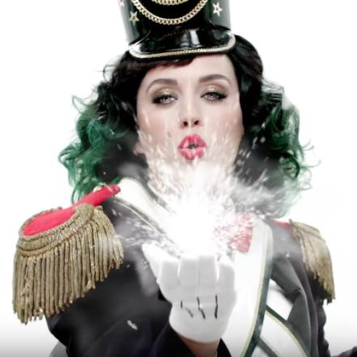 WATCH: Katy Perry Rele... Katy Perry Christmas Song