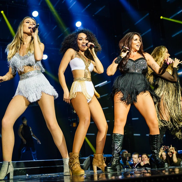Little Mix Big Top 40 No.1