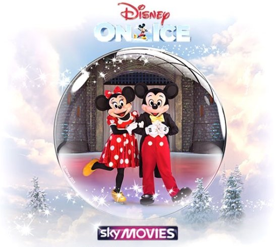 sky, disney on ice