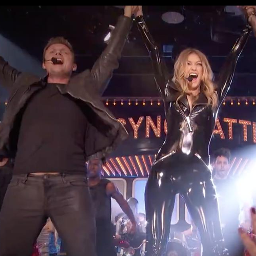 Gigi Hadid On Lip Sync Battle Video: BINGBING Play