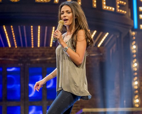 Michelle Keegan Lip Sync Battle UK
