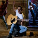 Footloose the musical Gareth Gates