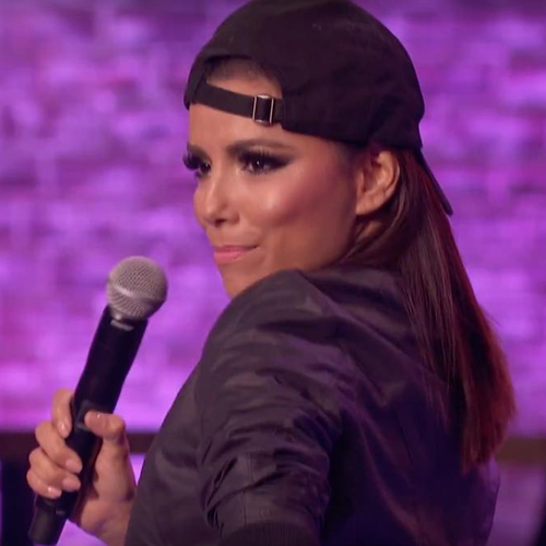 Eva Longoria performing 'Low' on Lip Sync Battle