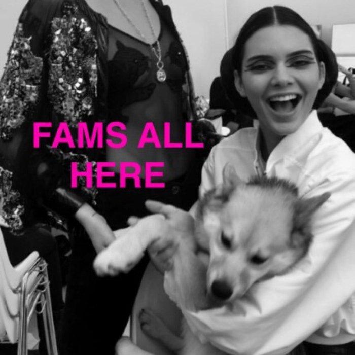 Kendall Jenner Snapchat